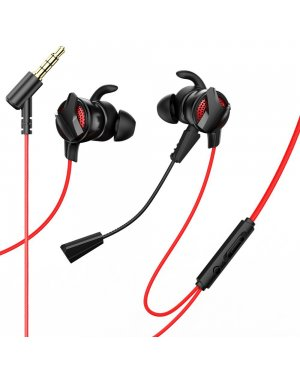 Gamer headset - In ear - Baseus Gamo H15 - Röd