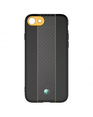 iPhone 8 / 7 / SE (2020) - Mobilskal - Motorsport - Gul