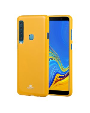 Galaxy A9 2018 Mobilskal - iJelly - Mercury Goospery - Orange