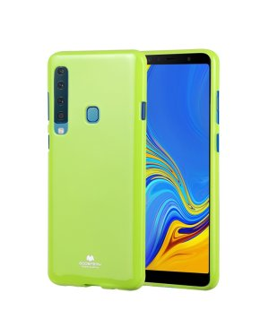 Galaxy A9 2018 Mobilskal - iJelly - Mercury Goospery - Green