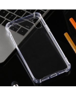 iPhone X / Xs Mobilskal - Soft Case - Transparent