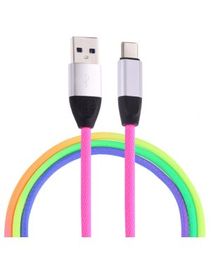Laddkabel USB-C - 1m - PRIDE