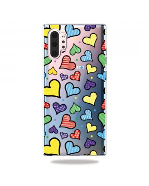Samsung Galaxy Note 10 Plus Mobilskal - Hearts
