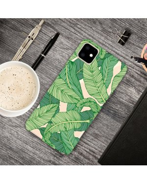 iPhone 11 Mobilskal - Banana leaf