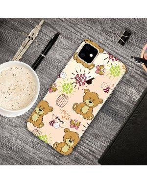 iPhone 11 Mobilskal - Little Brown Bear